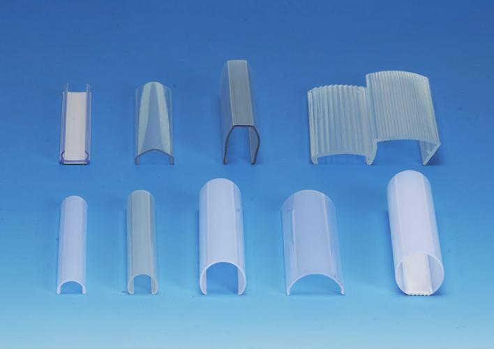 LED燈蓋,管材質:PVC,PE,PP,ABS,HIPS,PC,壓克力
