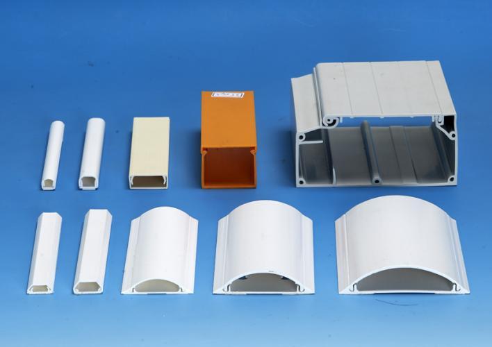 配線槽,塑膠線槽, 材質:PVC,ABS,HIPS,PC,PP,PE,壓克力