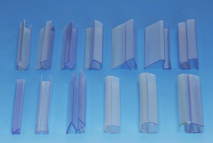 防水條,衛浴門防水條, PVC軟硬共押